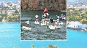 Stand Up Paddleboarding Agios Nikolaos on SUP event